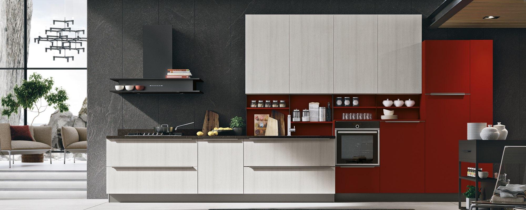 Cucina archivi arredamenti benevelli for Si riportano in cucina